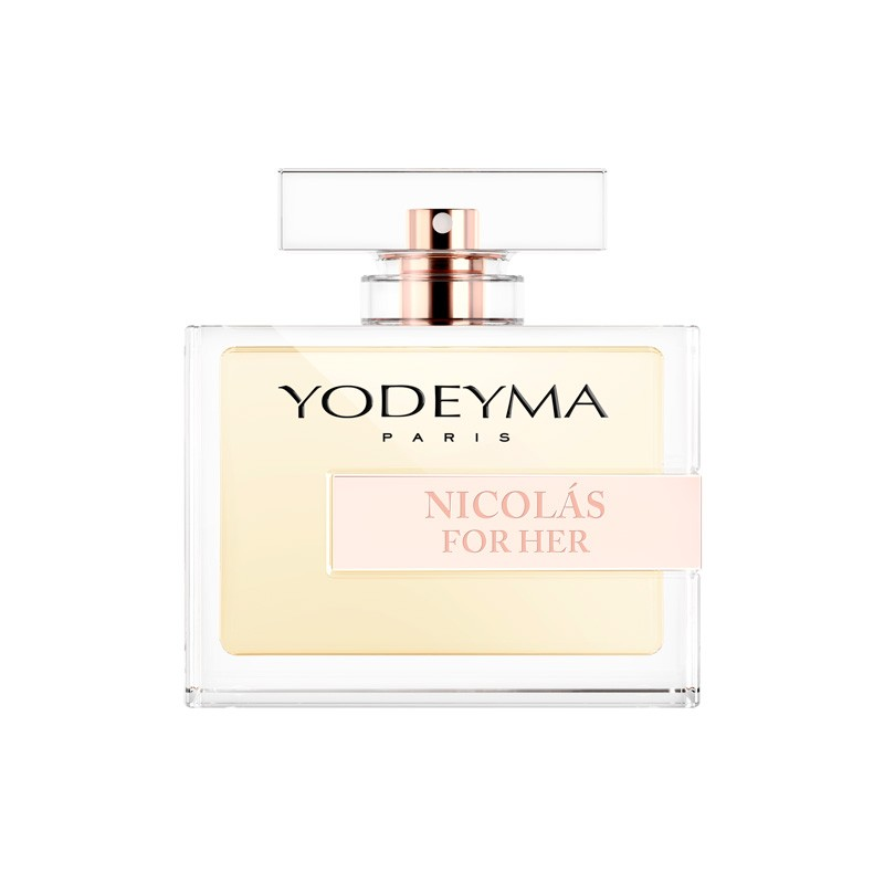 YODEYMA Nicolás For Her Eau de Parfum (NARCISO RODRIGUEZ - For Her)